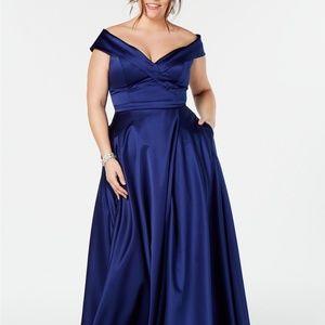 Women Xscape Plus Size Dresses on Poshmark